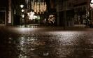 Triste Innenstadt