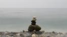 Steinturm am Meer 1