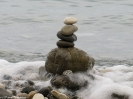 Steinturm am Meer 2