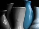 Vasen blau